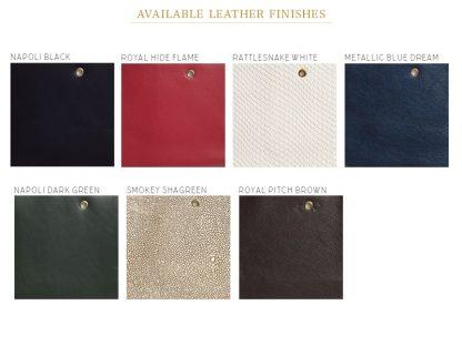 Edleman leather hardware