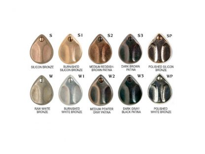 Sun Valley Bronze Available Finishes