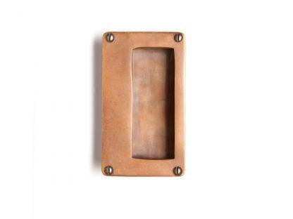 Frank Allart 1159 Askew Flush Pull with exposed screws
