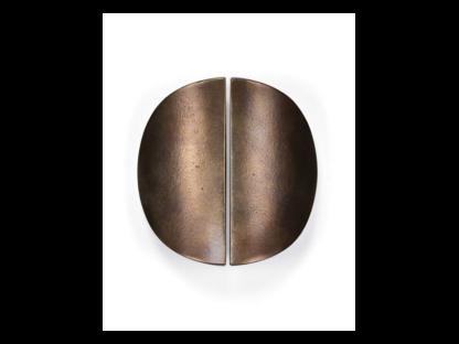 Sun Valley Bronze Warp Grip Handle, door pull, made in USA
